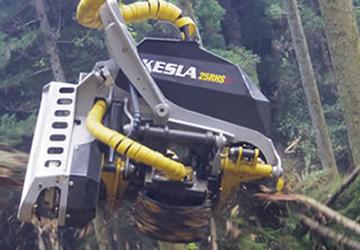 林業機械販売イメージ